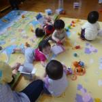 おもちゃがいーっぱい!