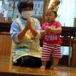 誕生会おめでとう!